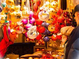 Kugelmarkt Lauscha Weihnachtsland Coburgrennsteig