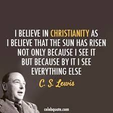 Cs Lewis Christian Quotes Best of Image Result For Cs Lewis Christianity Quotes How Great Is Our God