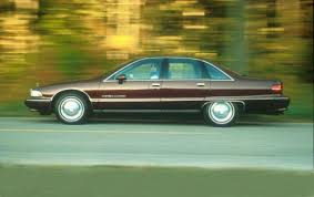 1992 Chevrolet Caprice - Information and photos - ZombieDrive
