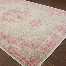 pink and gray area rug hot for girls light nursery grey carpet bedroom lattice all modern rugs leather carpets bedrooms s plush living room