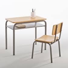 Письменный <b>стол</b> и стул в винтажном стиле buton серый <b>La</b> ...