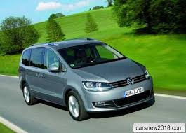 volkswagen sharan 2018. interesting sharan the minivan 20182019 volkswagen sharan combines all the qualities that one  would like to see in a car for occasions here and stylish appearance  intended volkswagen sharan 2018