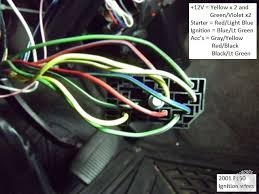 2001 2003 f150 remote start w keyless pictorial posted image