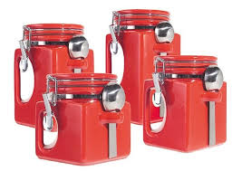 red kitchen accessories amazing 4 kag intended for inspirations 12