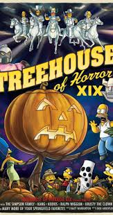 EVERY TREEHOUSE OF HORROR EVER REVIEW Pt 2  The Wolfman Watch Treehouse Of Horror Xi