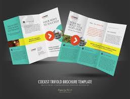 Cool Tri Fold Brochure Designs Toddbreda Com