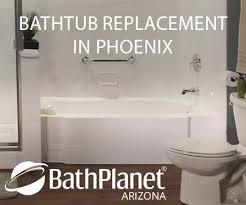 acrylic bathtub in phoenix