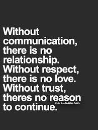 Quotes On Love N Trust