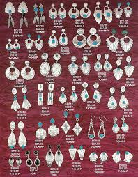 native indian earrings designs native american jewelry whole whole jewelry native american