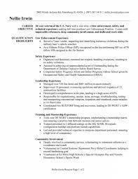 Military Resume Template Saneme