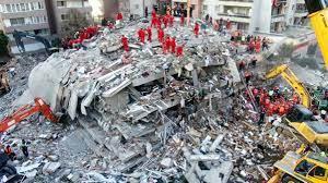 Son Dakika! İzmir'deki depremde bilanço ağırlaşıyor: Can kaybı 105'e  yükseldi - Haberler