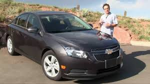 2014 Chevrolet Cruze Review - YouTube
