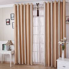 the small aspect of the living room the living room curtains