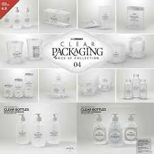 free product mockups download 04 clear container packaging mockups 2062006 for free