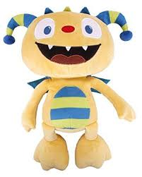 henry hugglemonster talking henry 25cm soft toy