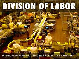 essay on the classical principle of division of work