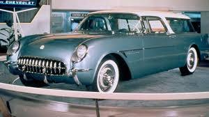 1954 Chevrolet Nomad - YouTube