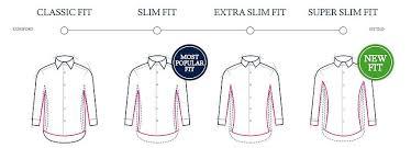 Lands End Shirt Size Chart 2019