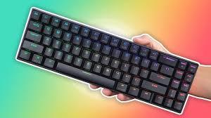 The Best Budget 60% RGB <b>Keyboard</b> just got better! - <b>RK71</b> Review ...