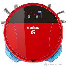 <b>Робот</b>-<b>пылесос Panda i5 Red</b> (4 441) купить в интернет-магазине ...