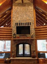 indoor fireplace kits luxury interesting indoor stone fireplace