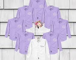 oxford shirt etsy Wedding Day Shirts bridesmaid oxford shirts, monogrammed oxford shirts, getting ready shirts, bridal party gifts , wedding day shirts for bridesmaids