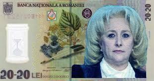 """Cele mai bune glume despre numirea Vioricăi Dăncilă la BNR: """"Va fi lansată bancnota 20-20"""""""