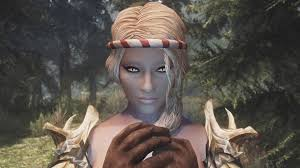 Skyrim Hair Style Mod lovely hairstyles at skyrim nexus mods and munity 1924 by wearticles.com