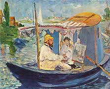 Resultado de imagen de edouard manet biografia artistica