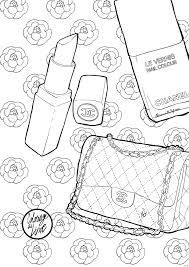 Makeup Coloring Pages Make Up 2461808 24803508 Attachment
