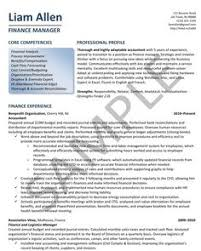 click here to download this investment advisor resume template    sample resume   finance manager   done by café edit