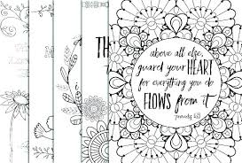 Inspirational Quotes Coloring Pages For Adults Doodle Art Love