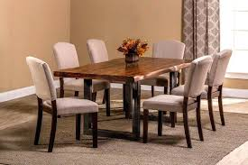 rectangle kitchen table set 7 piece rectangle dining set natural gray coat black rectangle kitchen table