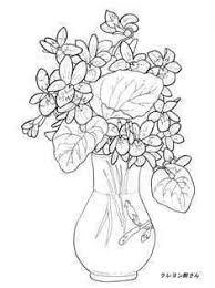 印刷可能 花の塗り絵 無料 無料の印刷用ぬりえページ