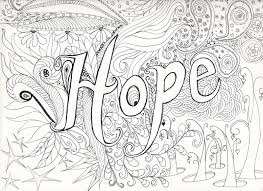 Small Picture very advanced coloring pages for adults hope before coloring i