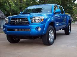 2009 Toyota Tacoma TRD Sport Love this truck and the color! | My ...