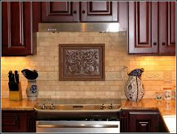 Decorative Tile Inserts Kitchen Backsplash decorativetileinsertskitchenbacksplash like the neutral subway 2