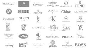 Designer Bag Logos List Handbags Companies Names Scale