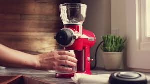 It will improve the results with every brewing method you ever try. Kitchenaid Burr Grinder Youtube