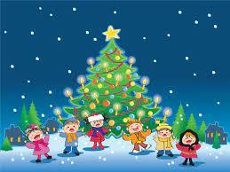 Christmas Cartoon Wallpapers - Top Free ...