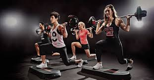 sport in the city les mills body pump