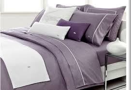 lacoste bed set