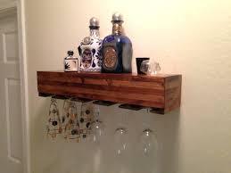 wall mounted wine glass rack floor wine rack along with kitchen design wood wine glass rack