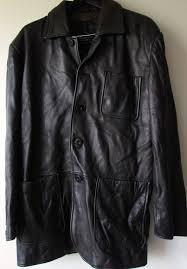 wilsons leather jacket medium black coat and 50 similar items s l1600