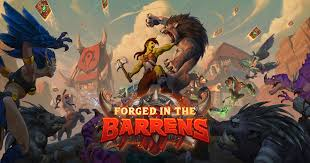 Forged in the Barrens - Hearthstone