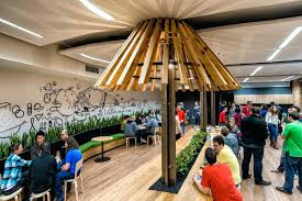 google office victoria. Our Ground Level Eating Area Google Office Victoria London Address Head T