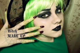 how to do witch make up