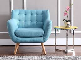 Blue Pattern Accent Chair Awesome Blue Fabric Accent Chair Shop For Affordable Home Furniture Decor
