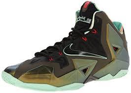 lebron nike basketball shoes. nike mens lebron xi parachute gold/artic green 616175-700 8 basketball shoes .