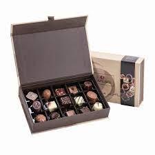 CONFEZIONE LUSSO, praline assortite 150g - Gardini Cioccolato